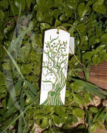 Σελιδοδείκτης δέντρο ελιάς